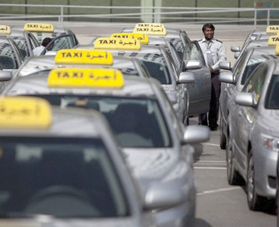 Emirates Taxi | Emirates National Group