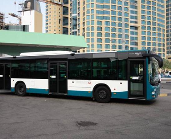 City Transport Emirates National Group